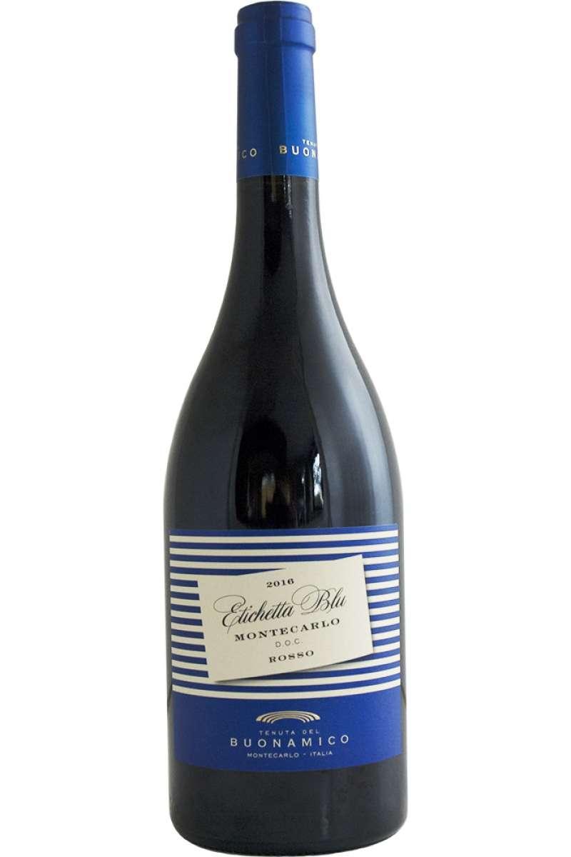 """Montecarlo DOC Rosso, """"Etichetta Blu"""", Tenuta del Buonamico, Tuscany, Italy, 2016"""