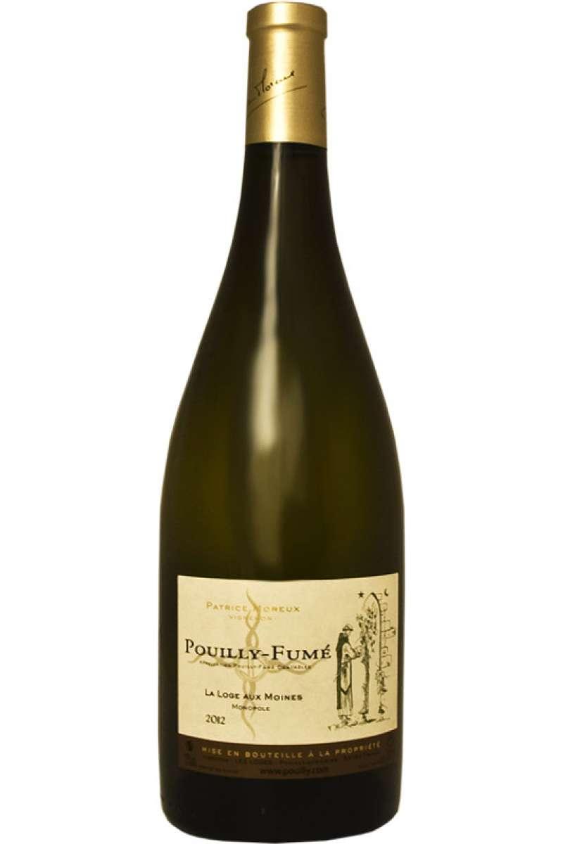 Pouilly Fumé, La Loge Aux Moines, Monopole, Patrice Moreux, Loire, France, 2018
