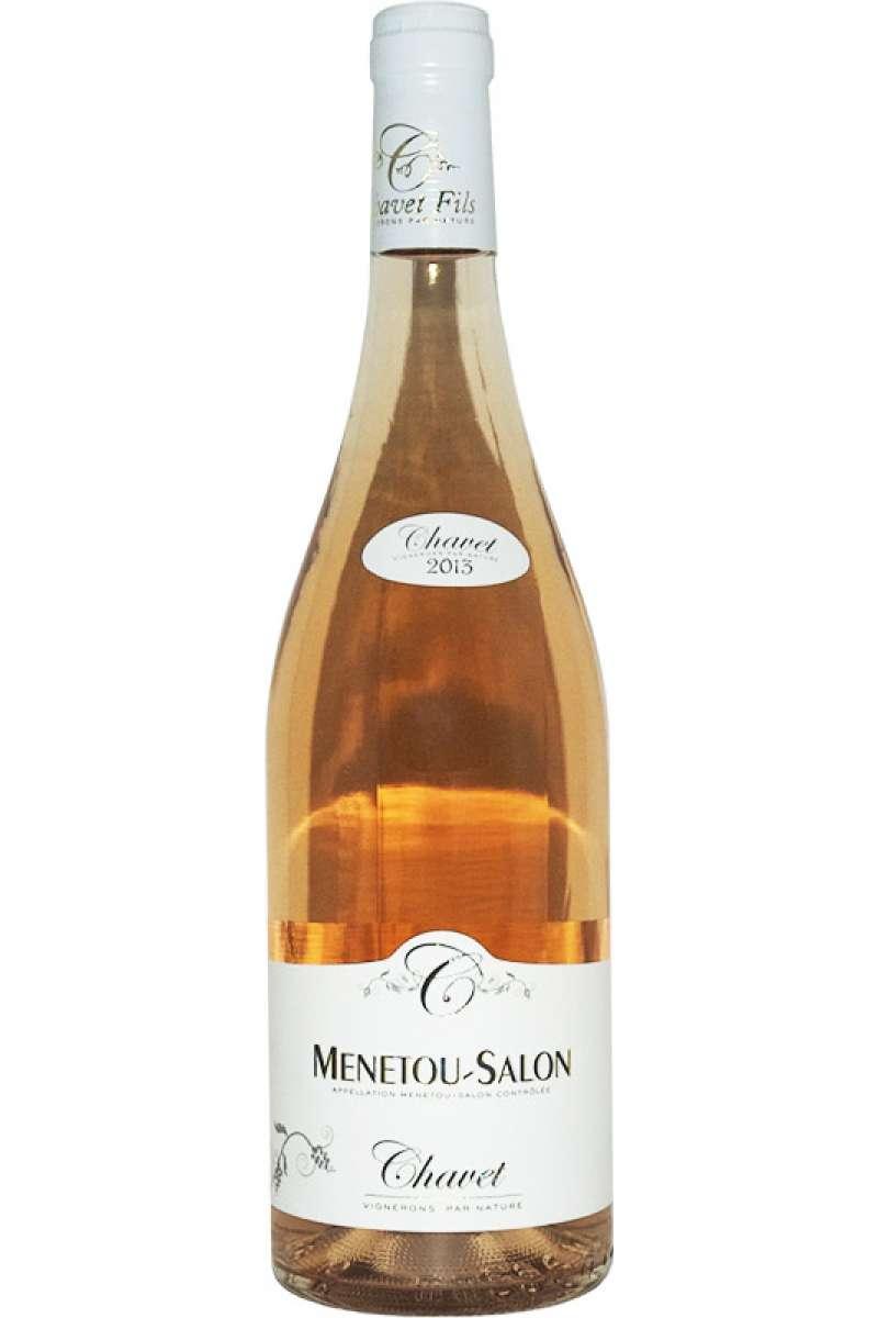 Menetou-Salon Rosé, Domaine Chavet et Fils, Loire, France, 2016