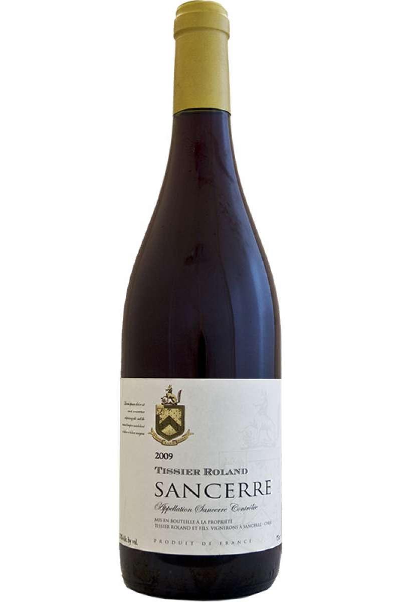 Sancerre Rouge, Domaine Tissier Roland, Loire, France, 2009