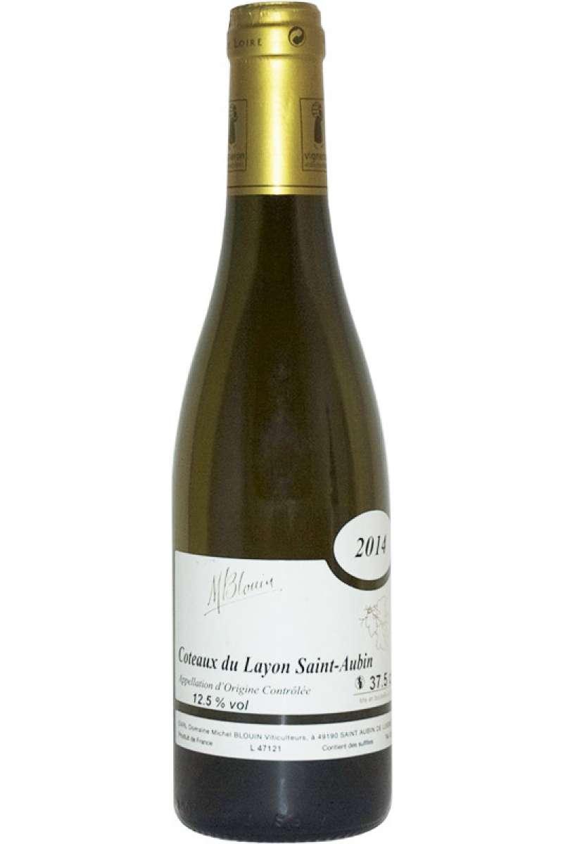 Coteaux du Layon St Aubin, Domaine Michel Blouin, Loire, France, 2014 (Half Bottle - 37.5cl)