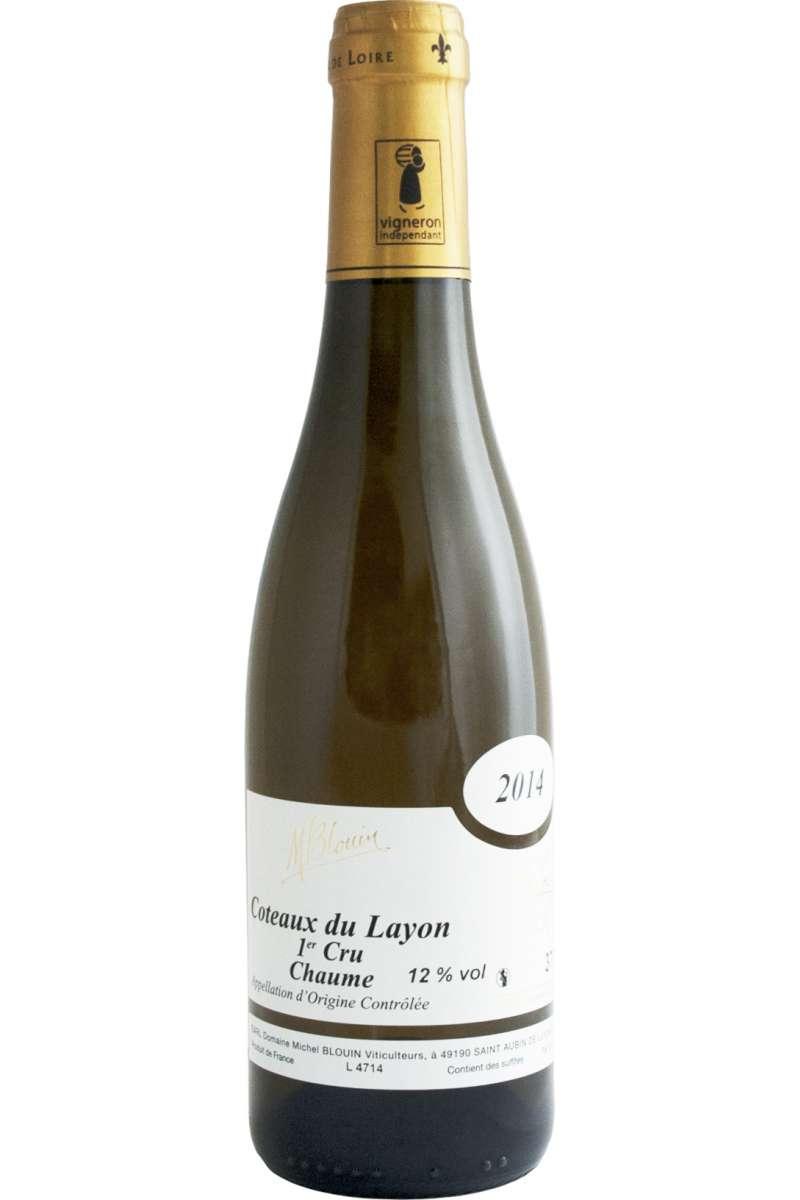 Coteaux du Layon 1er Cru Chaume, Domaine Michel Blouin, Loire, France, 2014 (Half Bottle - 37.5cl)