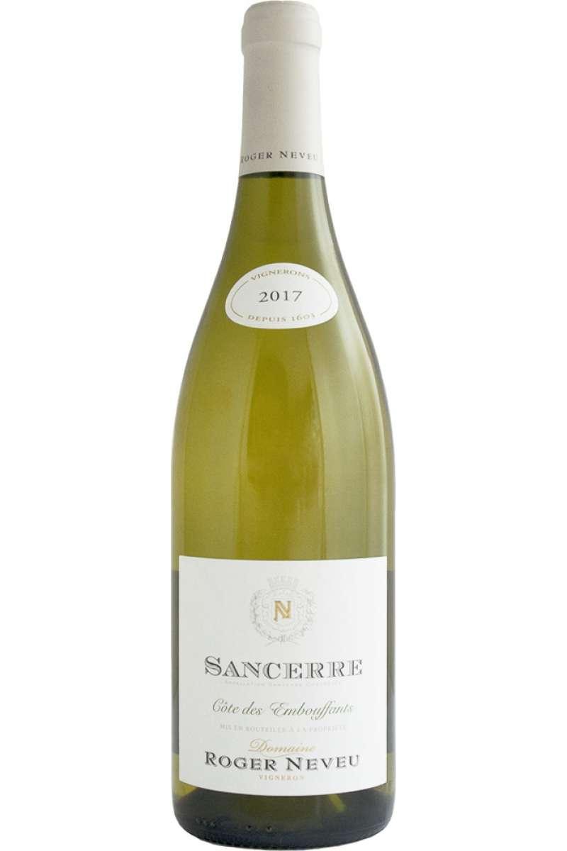Sancerre Blanc, Domaine Roger Neveu, Côtes des Embouffants, Loire, France, 2017