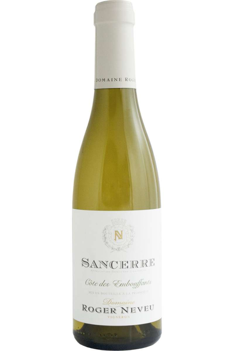 Sancerre Blanc, Domaine Roger Neveu, Côtes des Embouffants, Loire, France, 2017 (Half Bottle - 37.5cl)