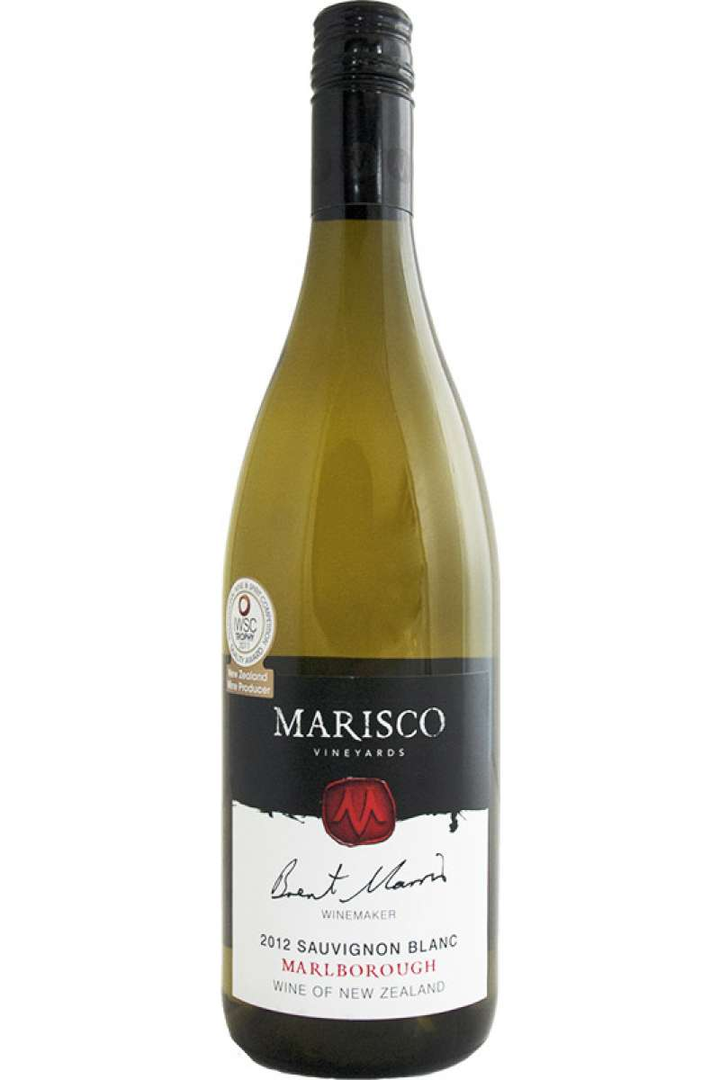 Sauvignon Blanc, Marisco, Marlborough, New Zealand, 2018
