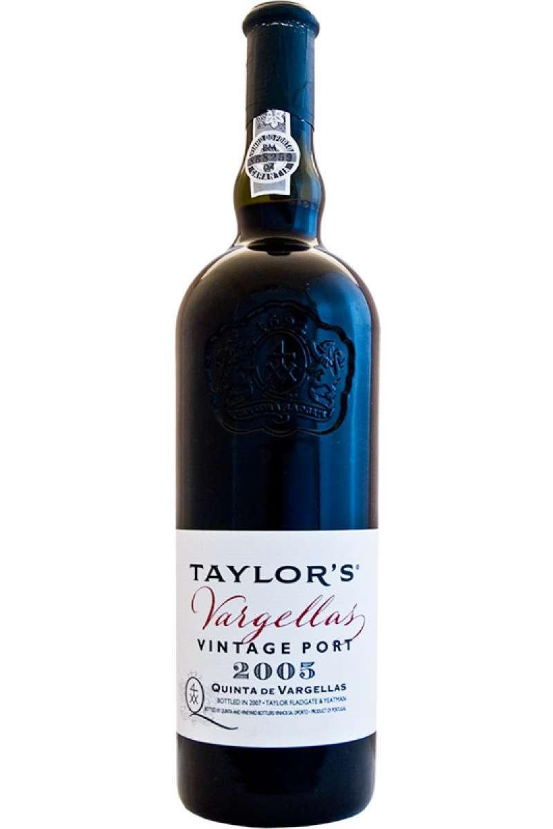 Port, Taylor's, Vintage, Quinta de Vargellas, Porto, Portugal, 2005