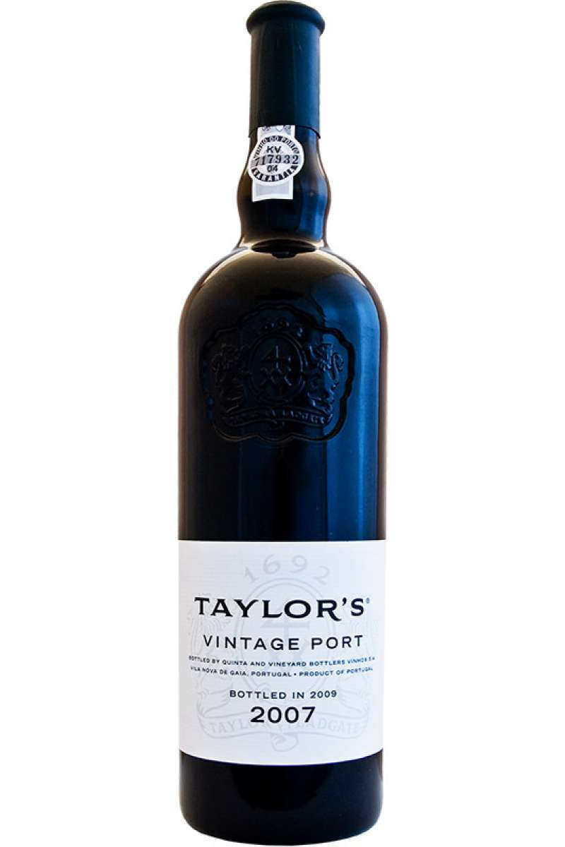Port, Taylor's Vintage, Porto, Portugal, 2007