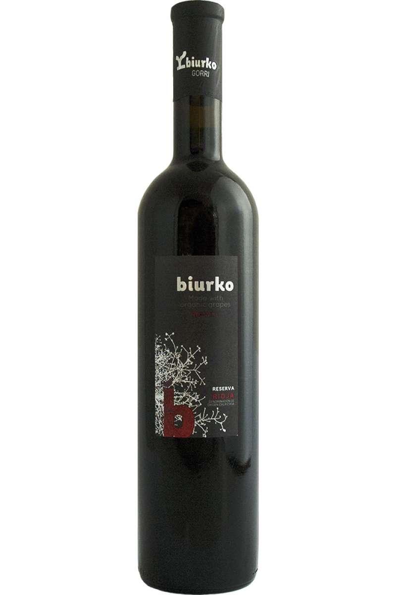 Rioja Reserva, Biurko Gorri, Alavesa, Spain, 2011 (Organic)