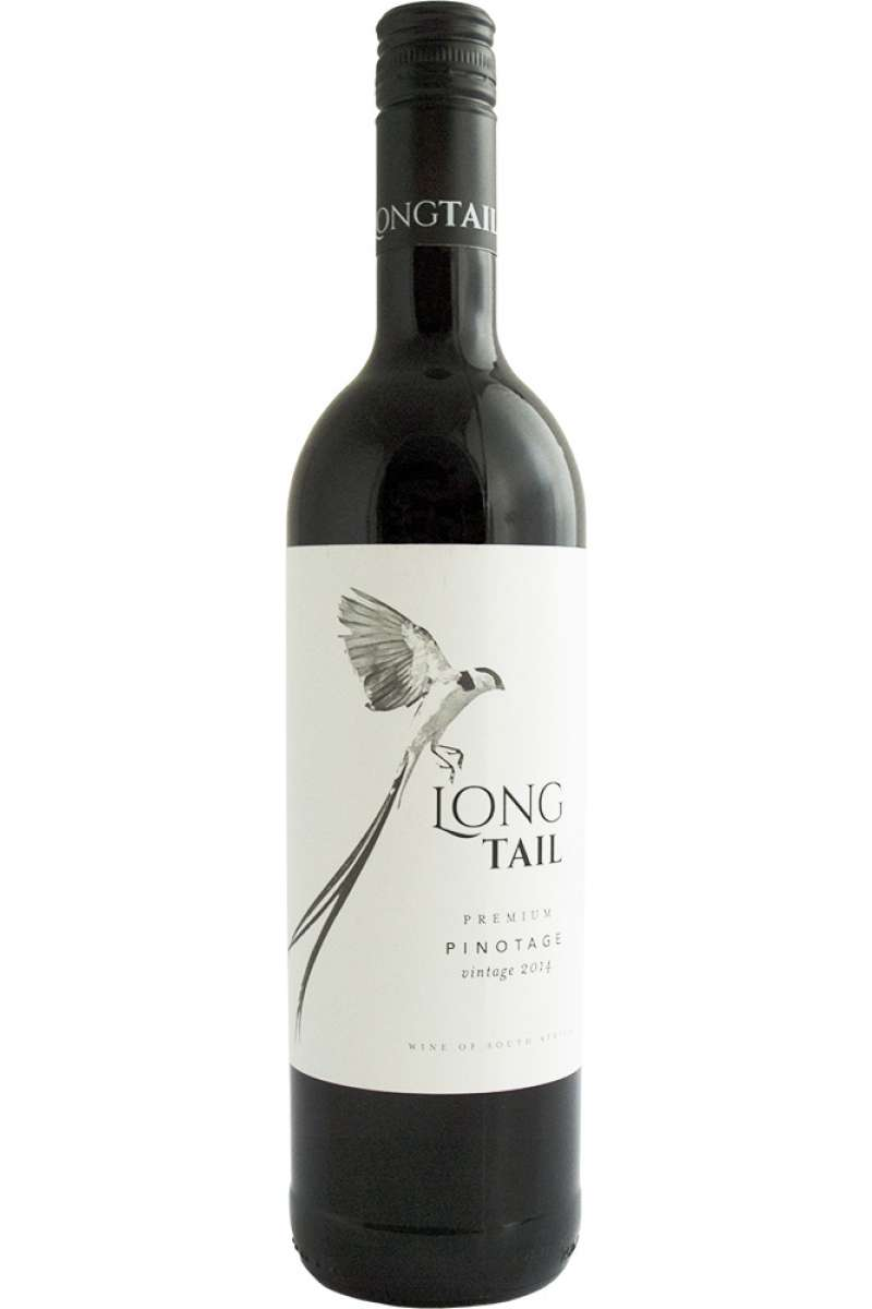 Pinotage, Premium, Long Tail, Wellington, South Africa, 2016