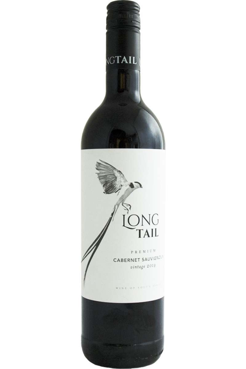 Cabernet Sauvignon, Premium, Long Tail, Wellington, South Africa, 2017