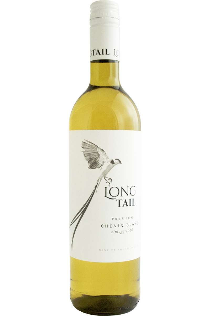 Chenin Blanc, Premium, Long Tail, Wellington, South Africa, 2019
