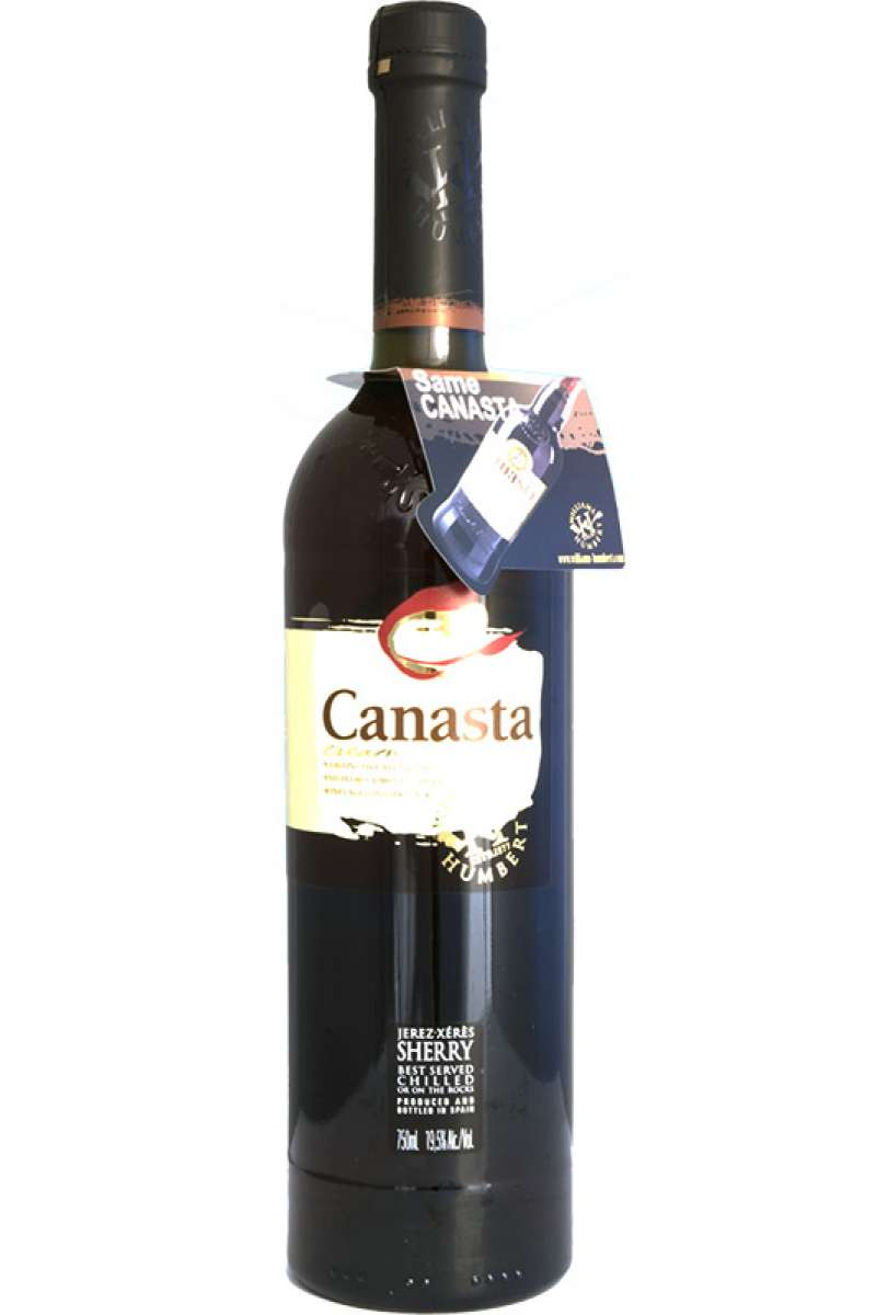 Sherry, Canasta Cream, Bodegas Williams & Humbert, Spain