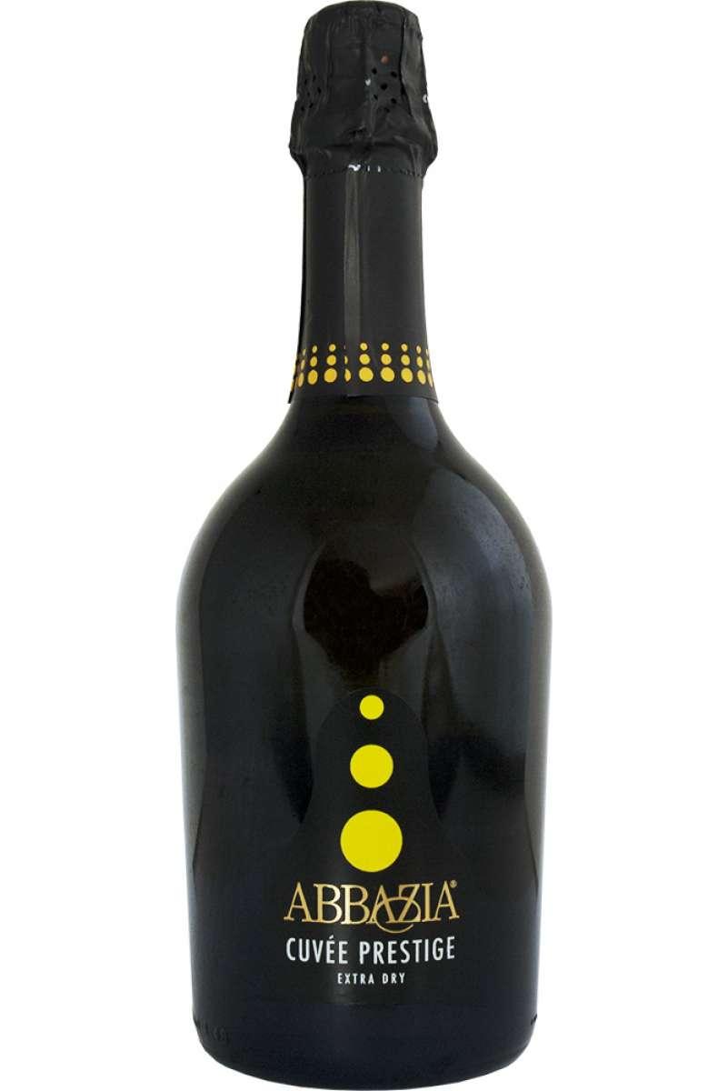 Extra Dry Spumante, Cuvée Prestige, Abbazia, Piemonte, Italy
