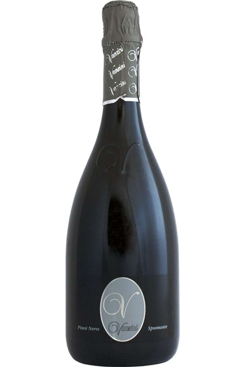 Pinot Nero Spumante Bianco, Azienda Vanzini, Oltrepò Pavese DOC, Pavia, Lombardy, Italy