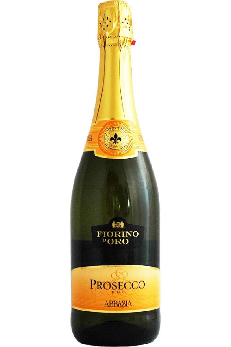 Prosecco, Fiorino d'Oro, Abbazia, Piemonte, Italy