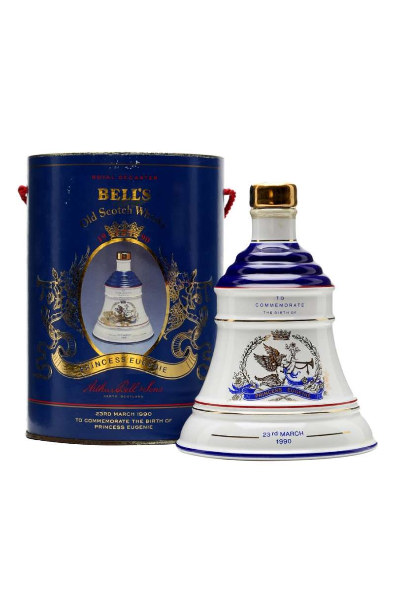 Bell's Old Scotch Whisky, Princess Eugenie
