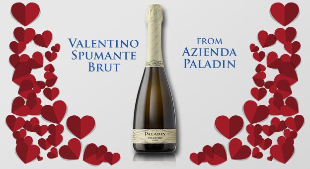 Valentino Spumante Brut by Azienda Paladin